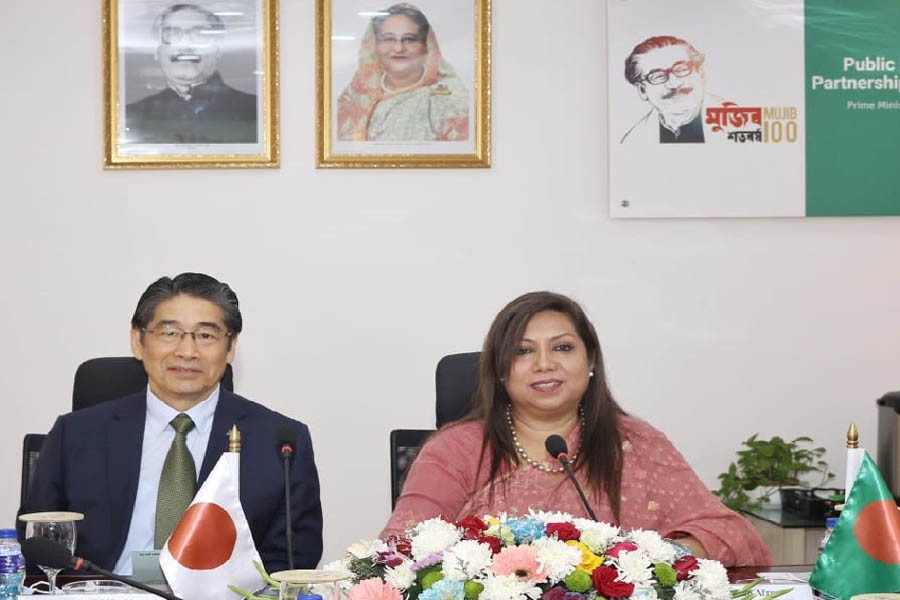 Bangladesh, Japan in talks over five projects under PPP; joint meet Feb 24