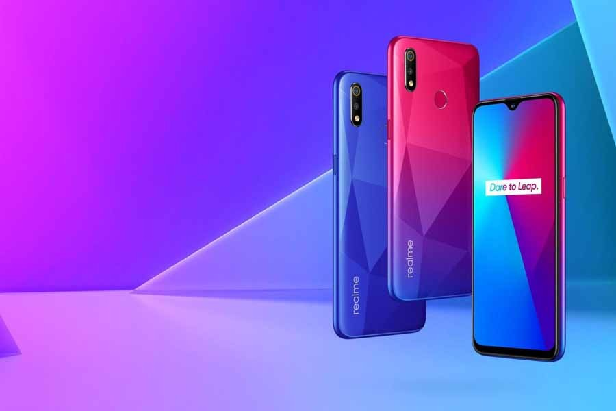 Realme named among top four smartphone brands in Bangladesh