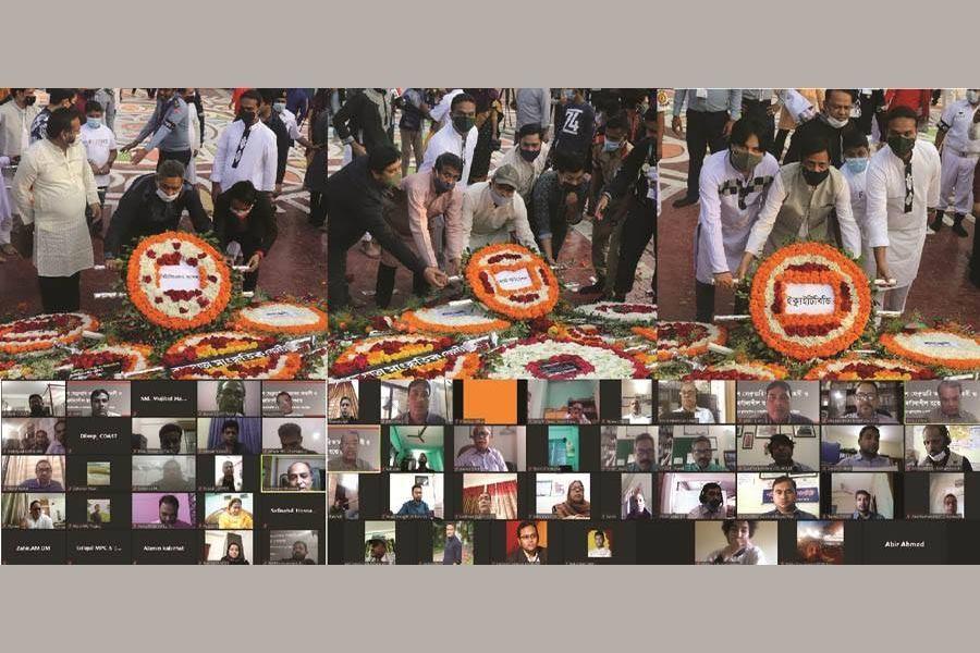 International agencies urged to use Bangla in Bangladesh
