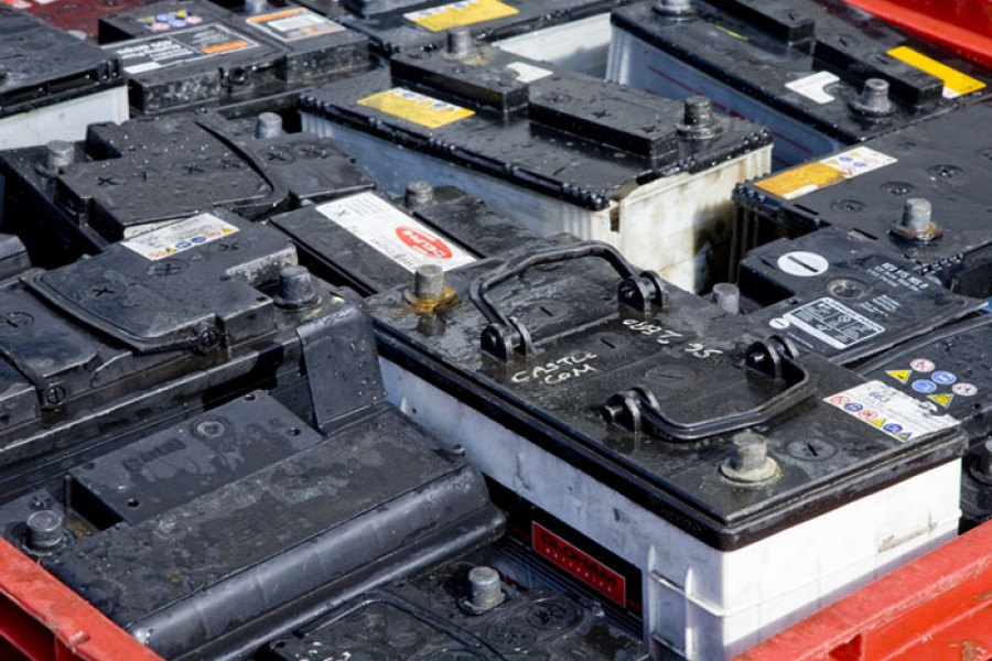 Over 6,000 used lead battery recycling operations run across Bangladesh
