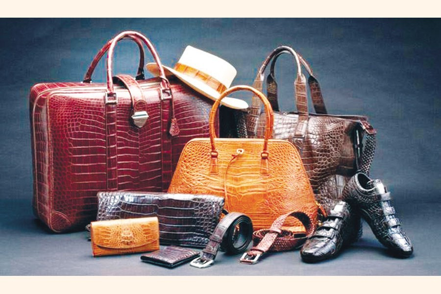 Bangladesh's leather, leather goods have $5.0b export potential