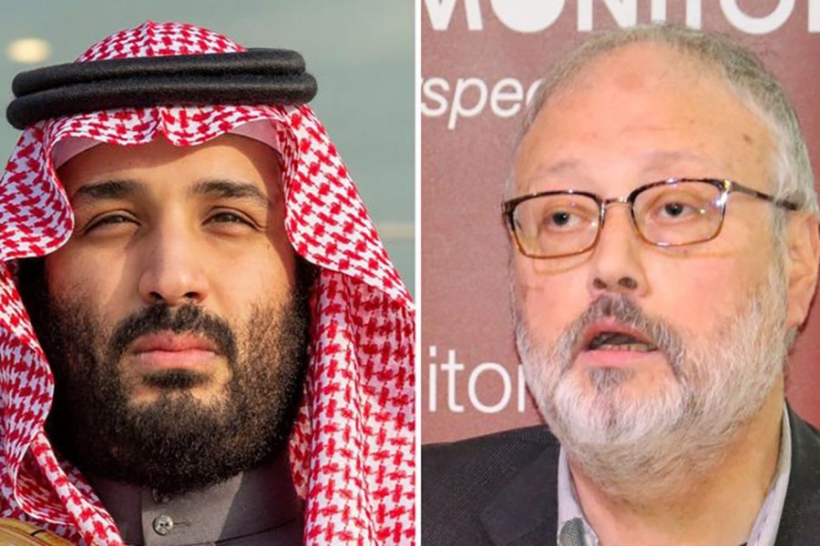 Saudi crown prince approved Khashoggi murder: US intelligence