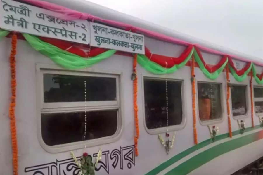 Bangladesh, India to launch new train service on March 26