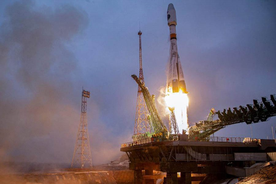 Russia launches satellite to monitor Arctic climate
