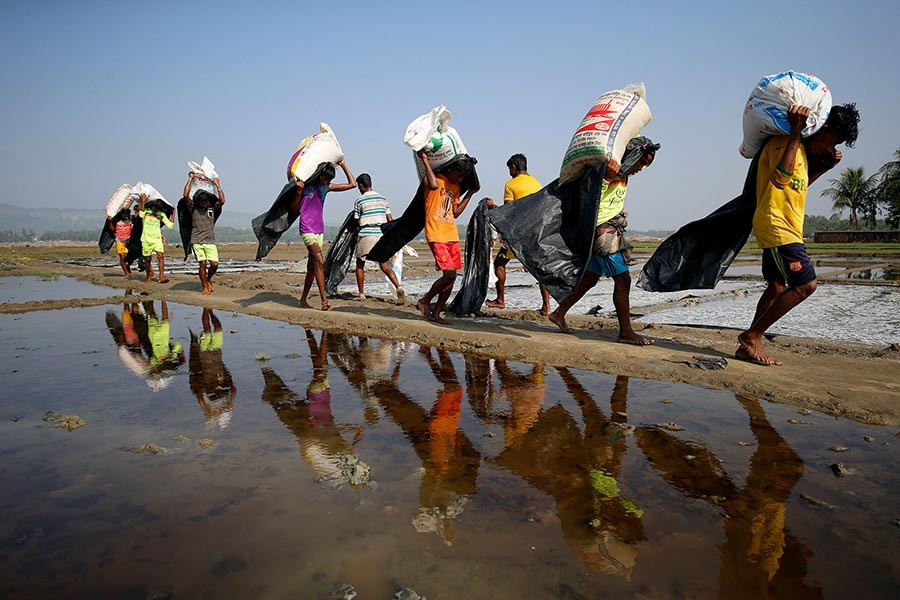OIC reiterates support to Bangladesh on Rohingya issue