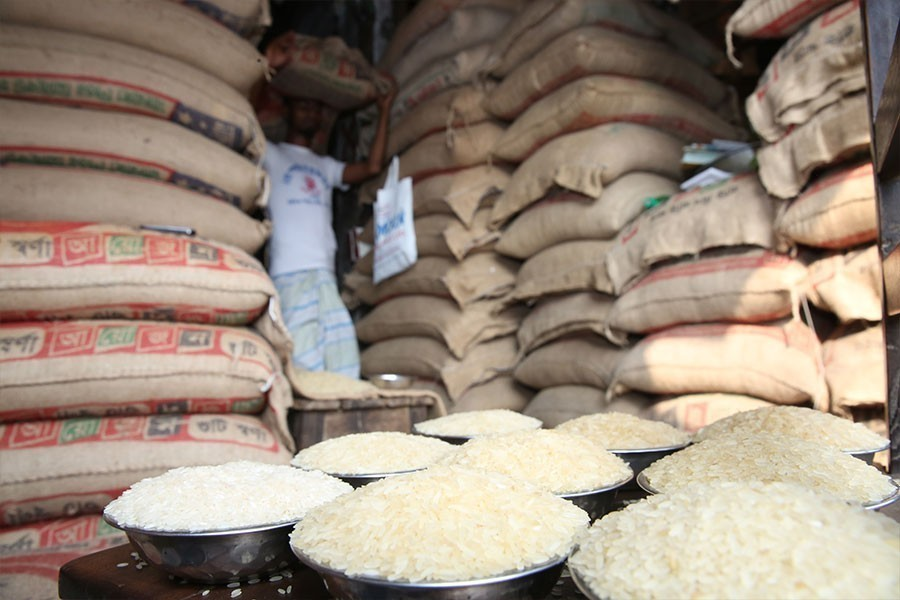 Further cut in duty on rice proposed