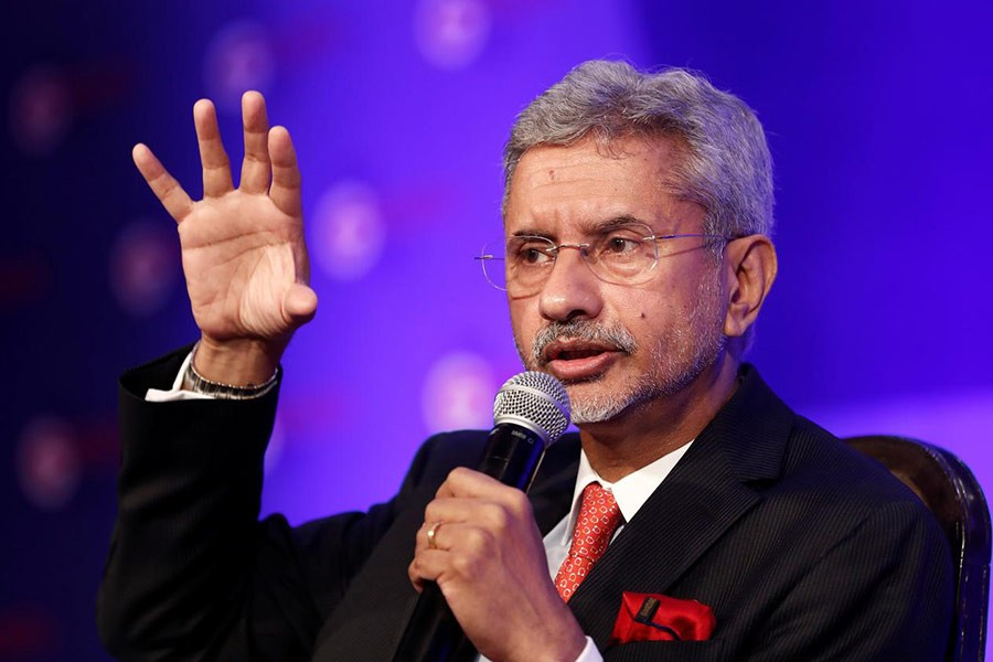 Indian foreign minister due Thursday ahead of Modi's Dhaka visit