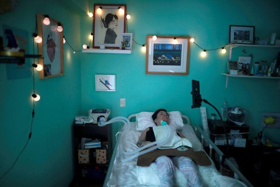 Peruvian woman wins historic battle over right to die, says, 'I am happy'