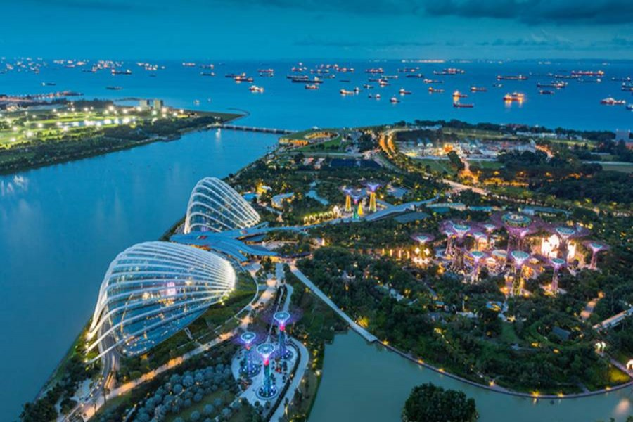Singapore's GDP expected to grow 5.8pc in 2021