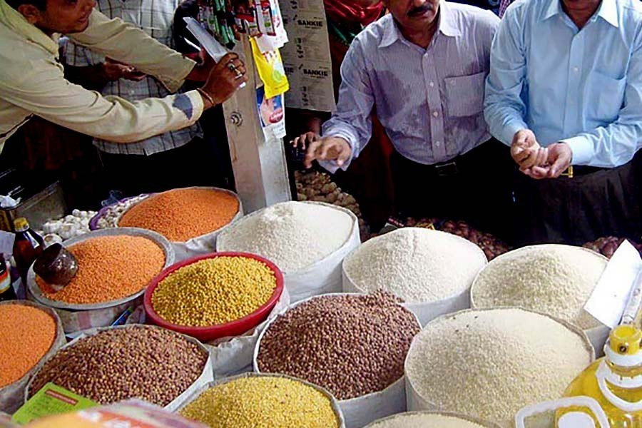 Keeping prices stable during Ramzan