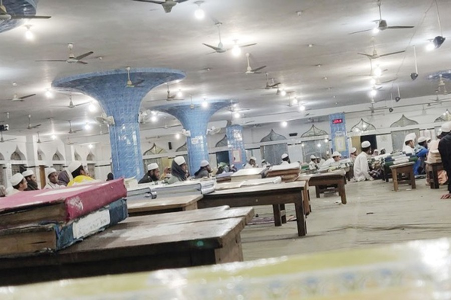 Qawmi madrasas attracted new learners during pandemic: Study