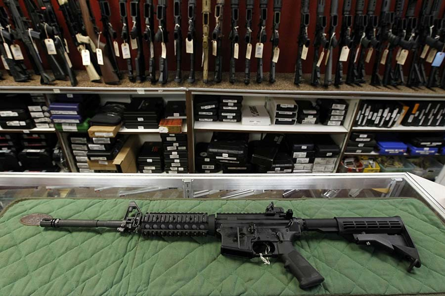 More guns than people: Why tighter US firearms laws are unlikely