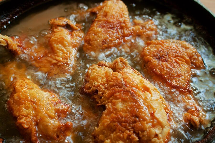 Grilling vs frying : Which is better?