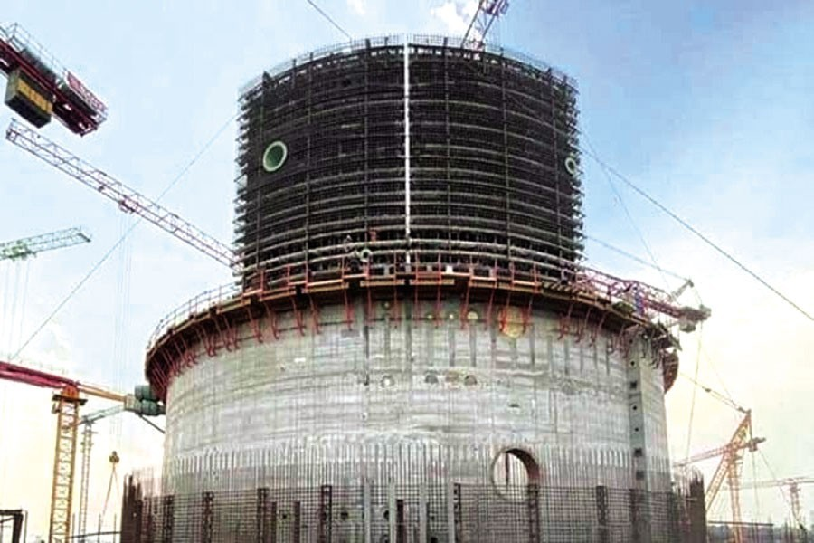 Rooppur nuke power plant construction to continue amid lockdown