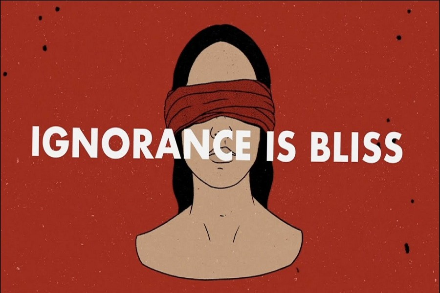 Is ignorance actually bliss?
