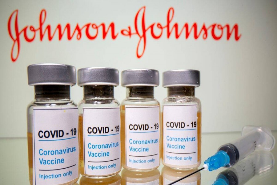 J&J seeks approval to conduct vaccine trial in India