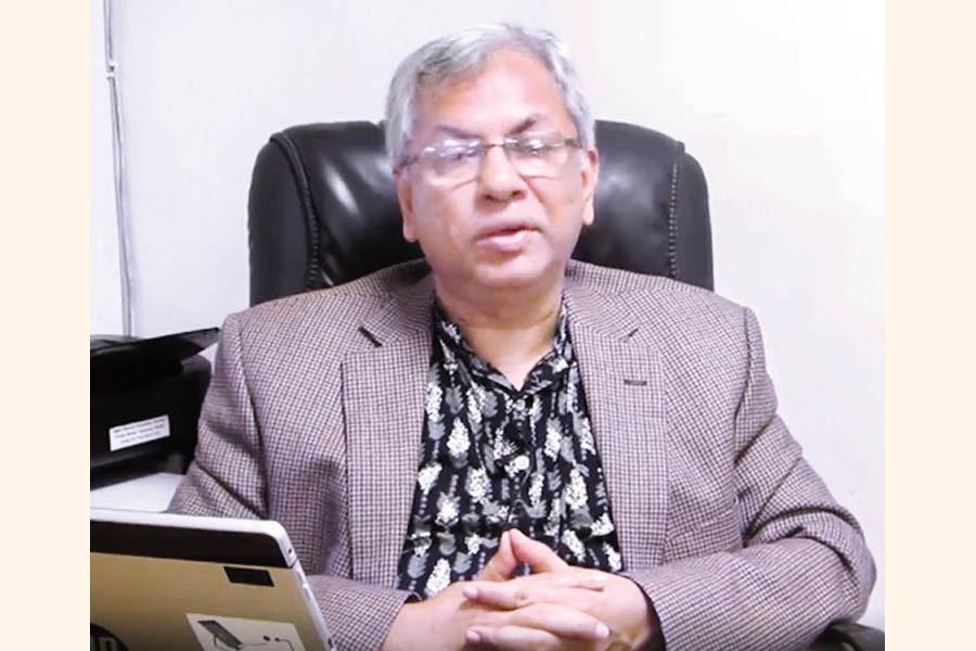 Dr A. K. Enamul Haque