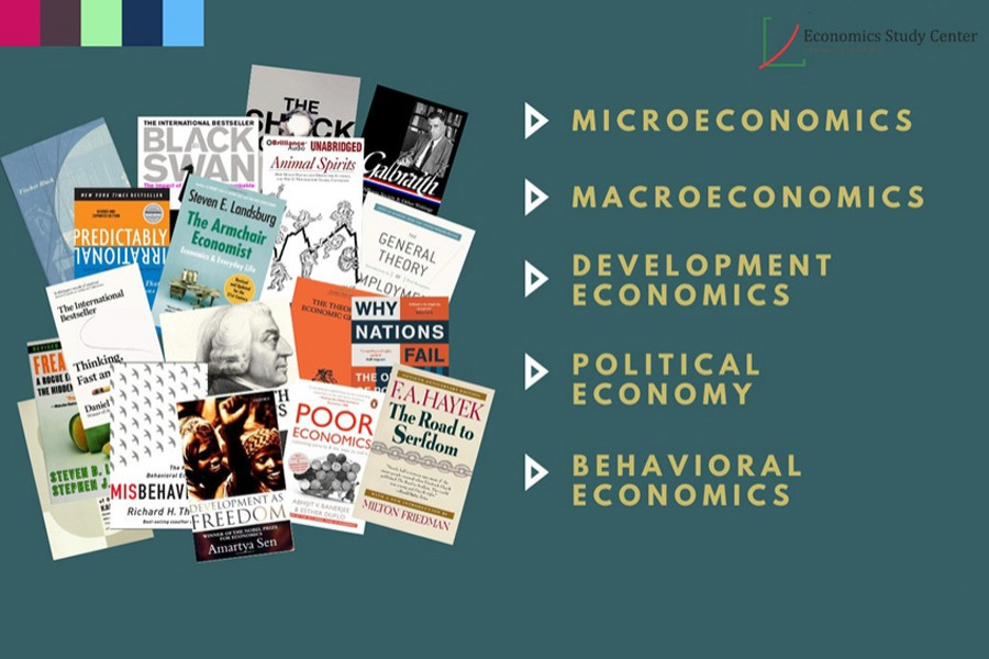 Falling in love with knowledge of Economics