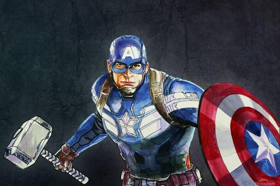 Fourth instalment of 'Captain America' in development