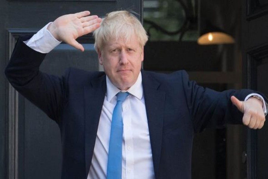 Boris Johnson's phone number was online for 15 years, report says