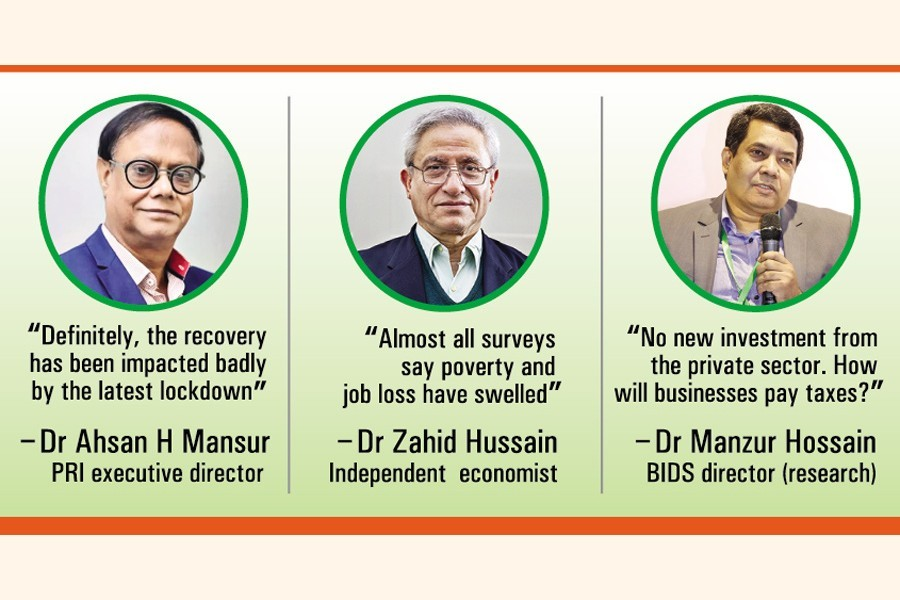 Bangladesh's fiscal space, deficit set to take a hit