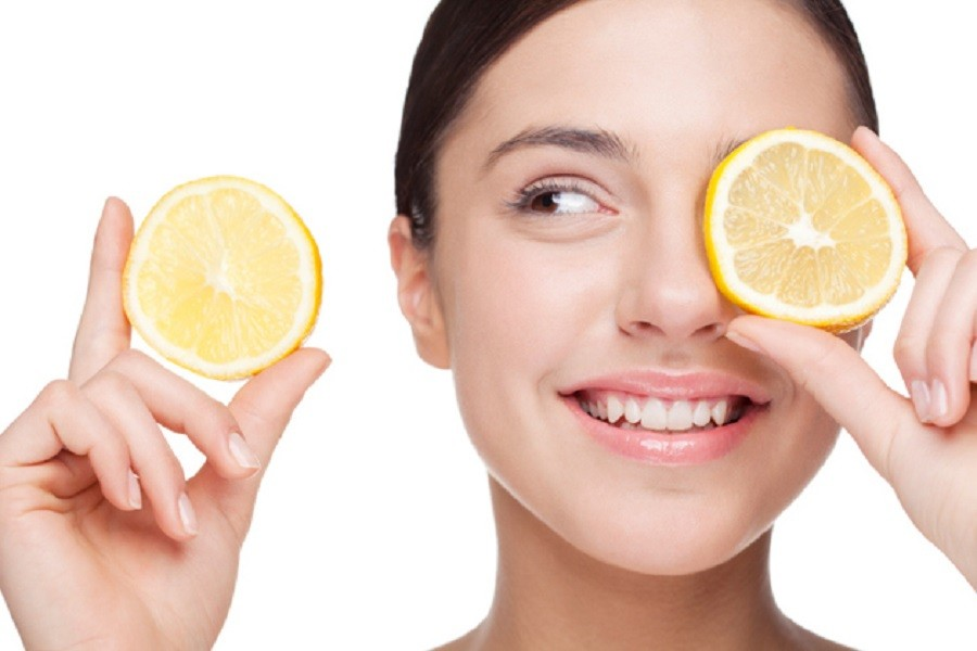 Kitchen ingredients as skincare products