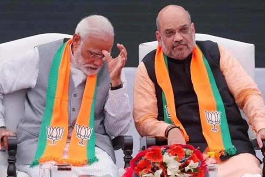 Modi's ruling party loses crucial Indian state election