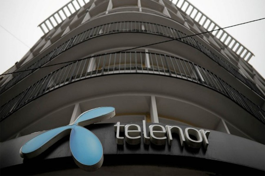 Telenor writes off Myanmar business after coup, posts Q1 loss