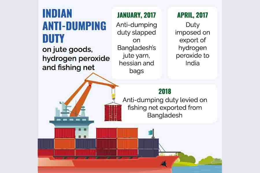 No headway in lifting India's anti-dumping duty yet