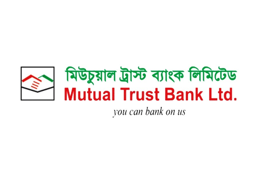 Mutual Trust Bank declares 10pc stock dividend