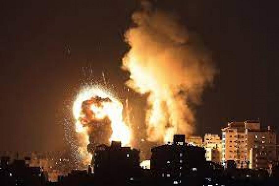 Rockets kill two Israelis as Israeli strikes leave 26 dead in Gaza