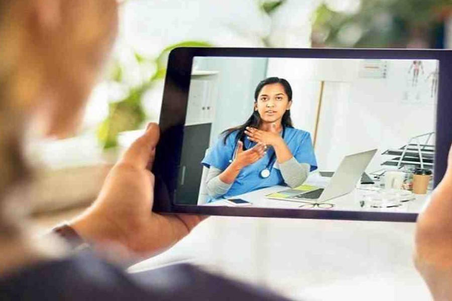 Telehealth sees booming demand during pandemic