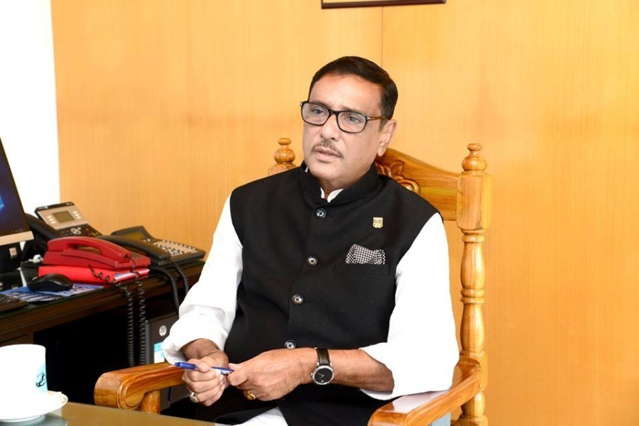 BNP chose path of conspiracy, accuses Quader