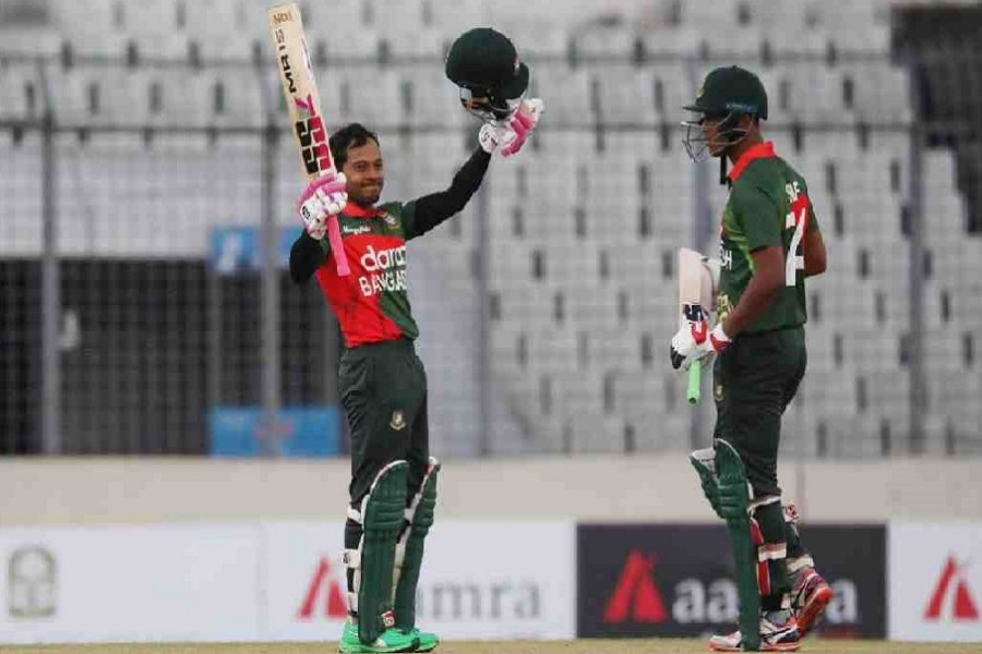 Mushfiqur Rahim nominated for ICC player of the month