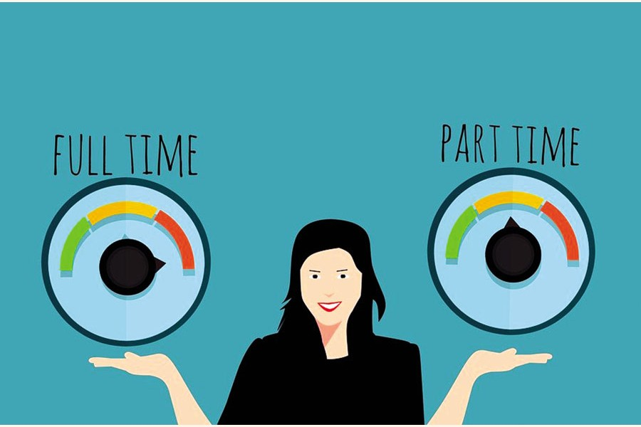 Part-time jobs for students: Preparation for career