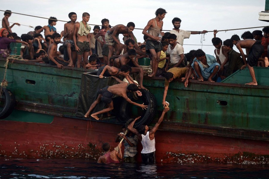 HRW says UN shared Rohingya data without informed consent