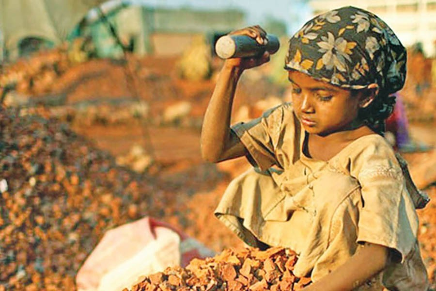 Addressing the scourge of child labour