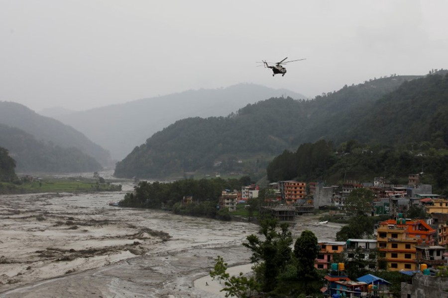 One Indian, two Chinese workers among 11 killed in Nepal floods