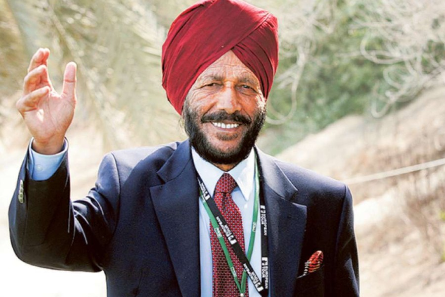 India's 'Flying Sikh' Milkha Singh dies from Covid-related complications