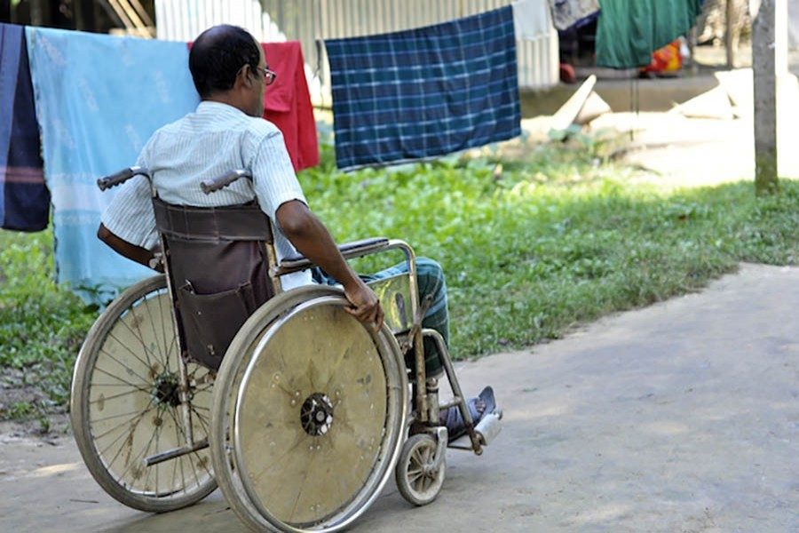 Ten organisations for persons with disabilities seek increase in allocation for employment