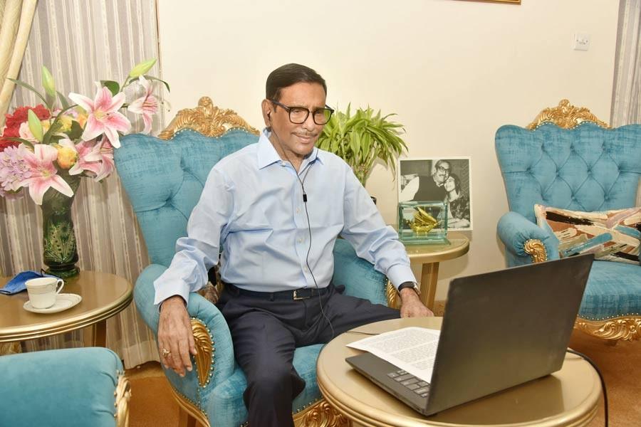 Once debt-ridden Bangladesh becomes loan-providing country, Obaidul Quader says
