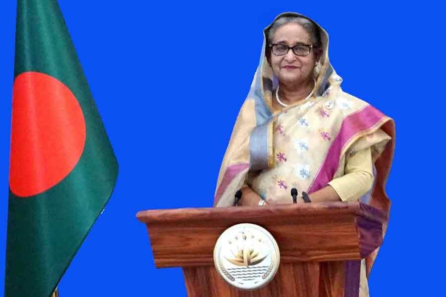 PM seeks global assistance to ensure dignified Rohingya repatriation