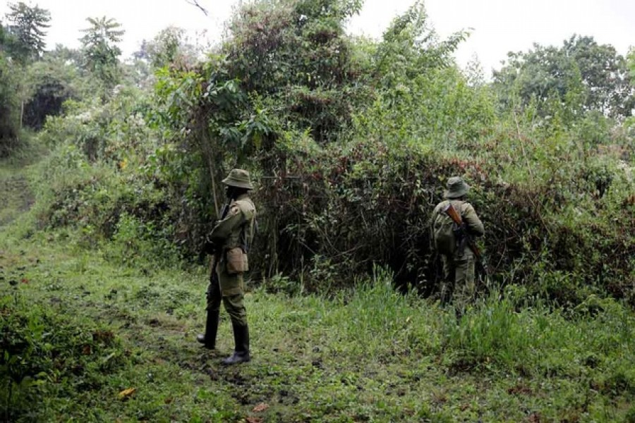 10 killed in overnight attack on eastern Congo city of Beni