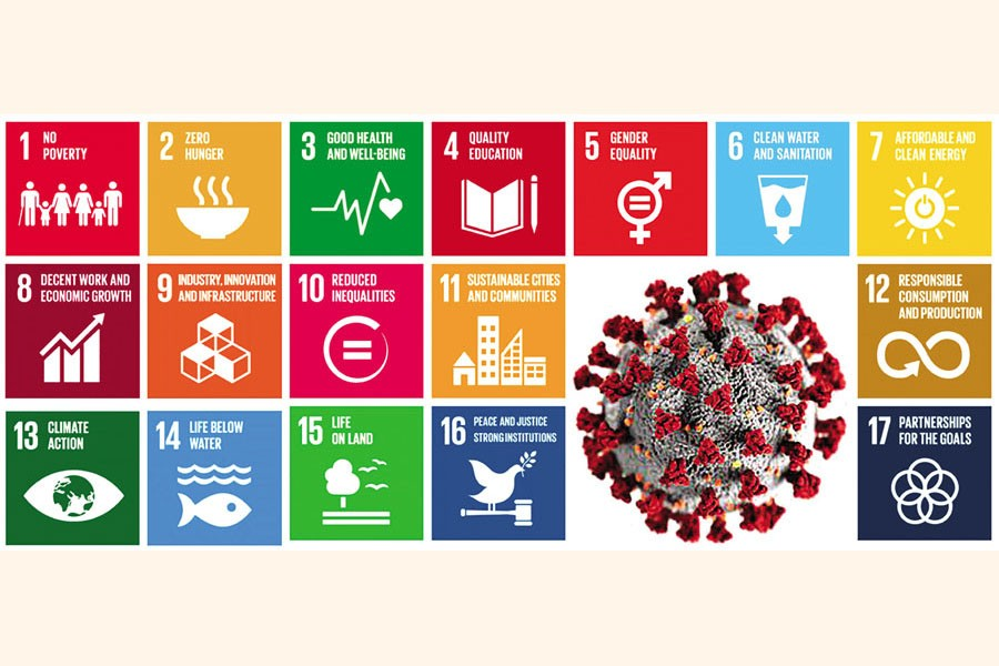 On the road to achieving SDGs