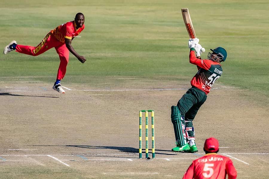 Photo: Zimbabwe Cricket