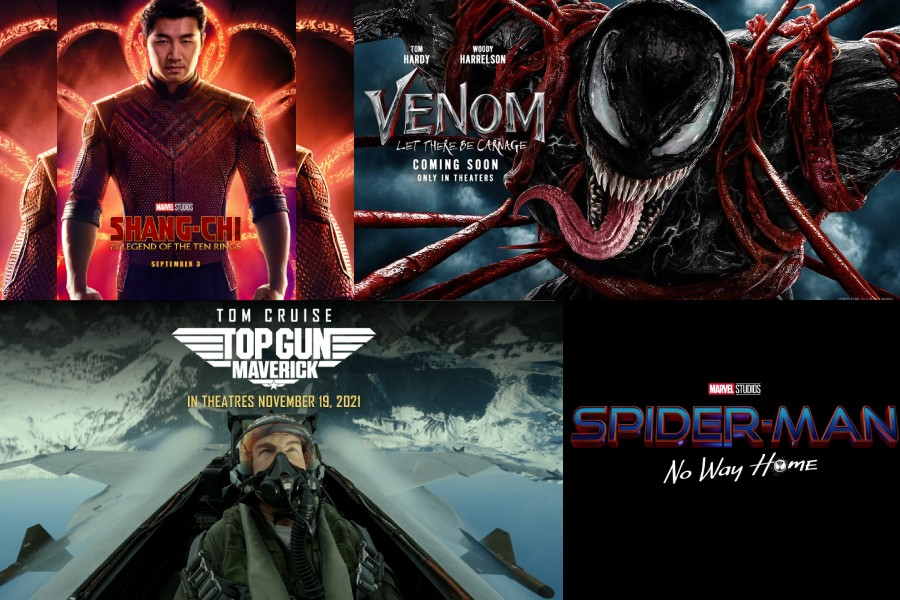 Upcoming films to look forward to in 2021