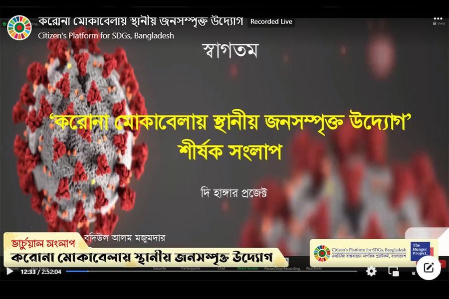 Community awareness needed for better pandemic management