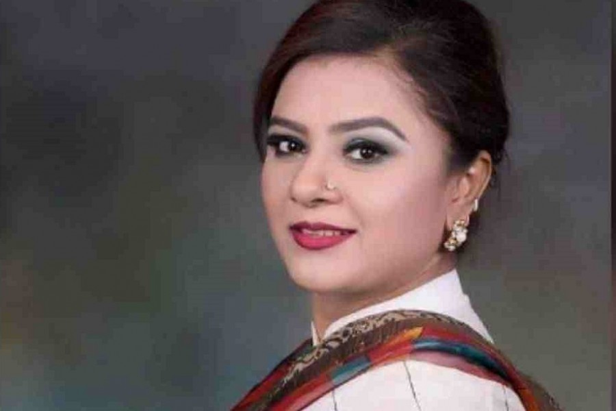 Helena Jahangir put on 14-day remand in four cases