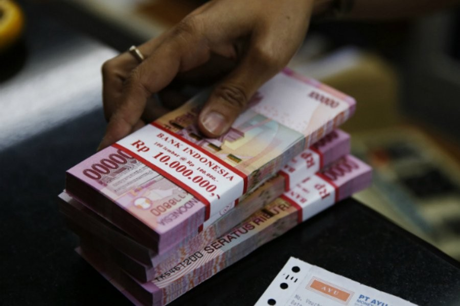 Money view on the Asian financial crisis