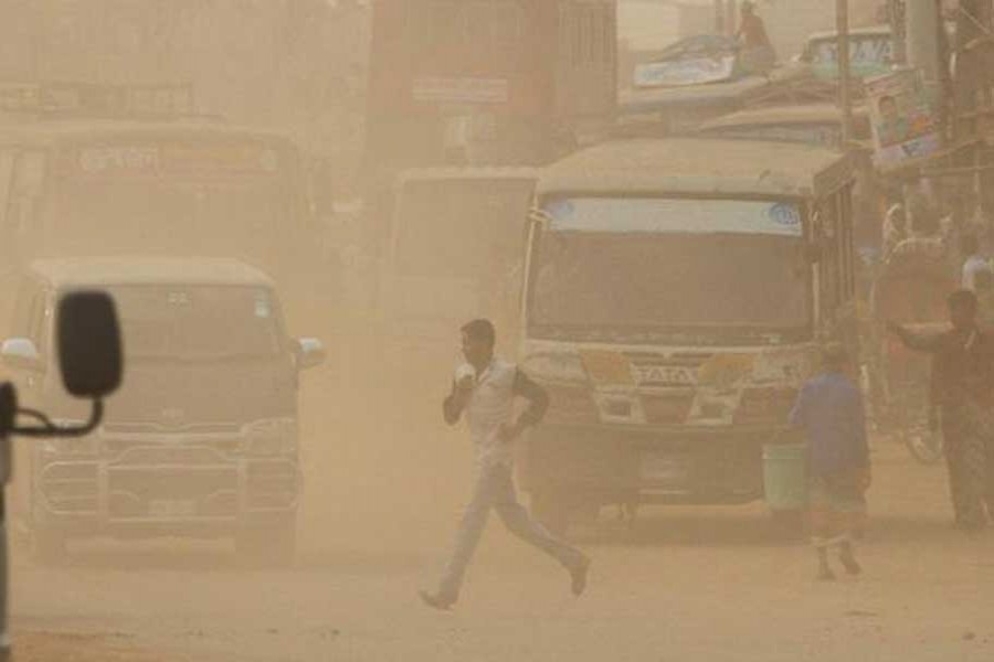 Air pollutants dropped in 2020, says UN agency